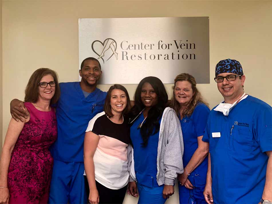 Dr. Barajas | Center for Vein Restoration